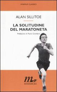 La solitudine del maratoneta - Alan Sillitoe - copertina