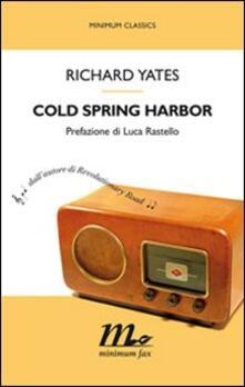 Cold Spring Harbor - Richard Yates - copertina