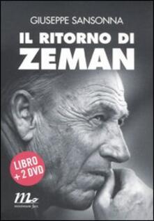 Il ritorno di Zeman. Con 2 DVD.pdf