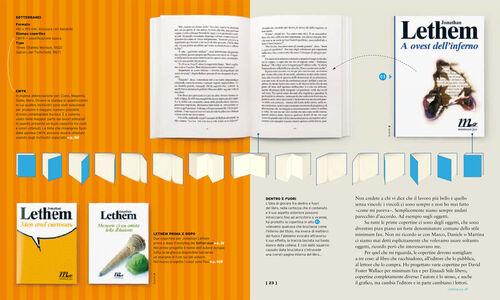 Libro Fare i libri. Dieci anni di grafica in casa editrice  1
