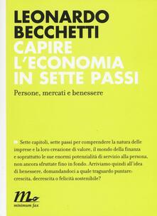 Ipabsantonioabatetrino.it Capire l'economia in sette passi. Persone, mercati e benessere Image