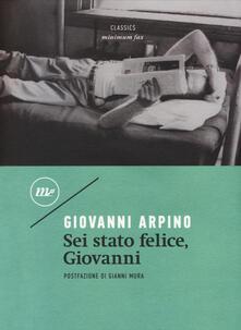 Winniearcher.com Sei stato felice, Giovanni Image
