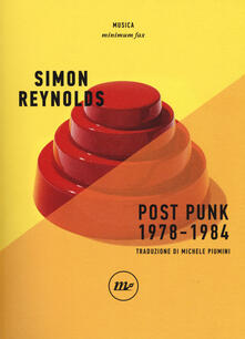 Premioquesti.it Post punk 1978-1984 Image