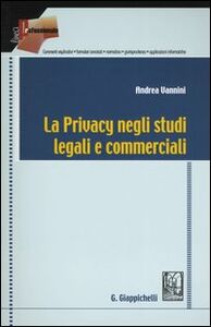 La privacy negli studi legali e commerciali