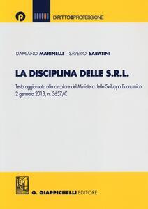 La disciplina delle Srl