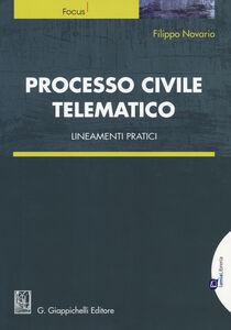 Processo civile telematico. Lineamenti pratici