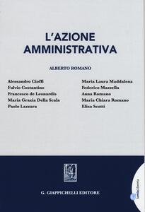 L' azione amministrativa. Con e-book