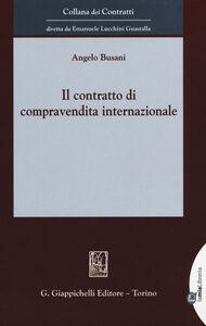 Il contratto di compravendita internazionale