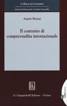 Ipabsantonioabatetrino.it Il contratto di compravendita internazionale Image