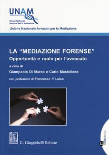 Voluntariadobaleares2014.es La «mediazione forense». Opportunità e ruolo per l'avvocato Image