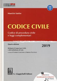 Squillogame.it Codice civile. Codice di procedura civile e leggi complementari. Con Contenuto digitale per accesso on line: aggiornamento online Image