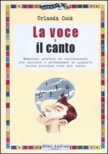 Filippodegasperi.it La voce e il canto. Manuale pratico ed eserciziario per educare e potenziare le qualità della propria voce nel canto Image