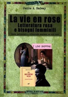 Warholgenova.it La vie en rose. Letteratura rosa e bisogni femminili Image