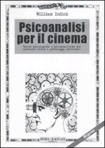 Psicoanalisi per il cinema