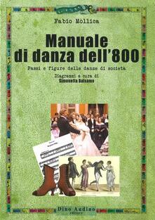 Steamcon.it Manuale di danza dell'800. Passi e figure delle danze di società Image