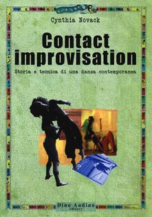 Antondemarirreguera.es Contact improvisation. Storia e tecnica di una danza contemporanea Image