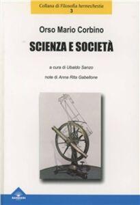 Scienza e società