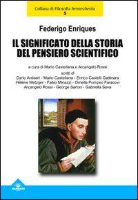 Il significato della storia del pensiero scientifico
