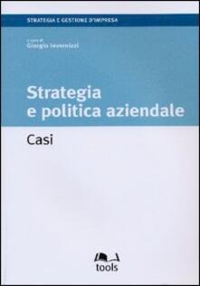 Promoartpalermo.it Strategia e politica aziendale. Casi Image