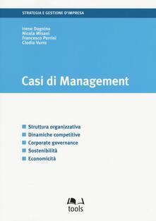 Secchiarapita.it Casi di management Image