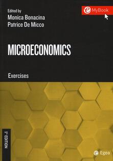 Daddyswing.es Microeconomics. Exercises Image