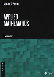 Promoartpalermo.it Applied mathematics. Exercises Image