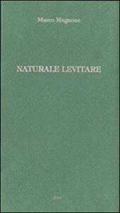 Naturale levitare