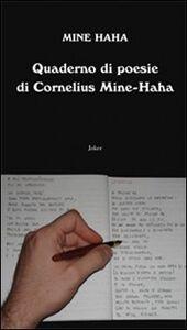 Quaderno di poesie