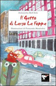 Il gatto di Largo La Foppa