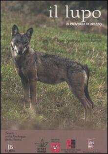 Il lupo in provincia di Arezzo - copertina