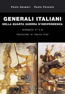 Winniearcher.com I generali italiani della grande guerra. Atlante biografico. Vol. 1: A-B. Image