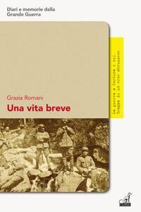 Una vita breve. La guerra a Cortina e sul Grappa di Giorgio Romani eroe abruzzese