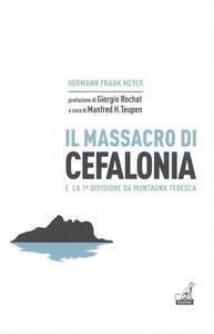 Il massacro di Cefalonia e la 1° divisione da montagna tedesca