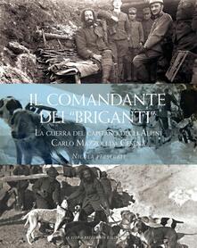 Voluntariadobaleares2014.es Il comandante dei «briganti». La guerra del capitano degli alpini Carlo Mazzoli da Cesena Image