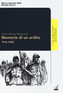 Vastese1902.it Memorie di un ardito 1916-1920 Image