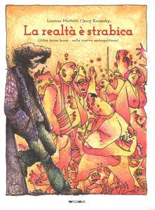 Librisulrazzismo.it La realtà è strabica. (Alice brum brum - nella riserva metropolitana) Image