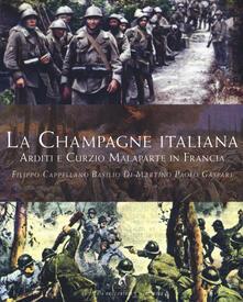 Cefalufilmfestival.it La Champagne italiana. Arditi e Curzio Malaparte in Francia Image