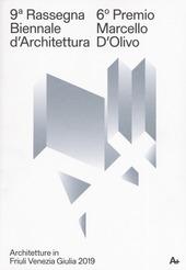 Copertina  9a Rassegna Biennale di Architettura Premio Marcello D'Olivo