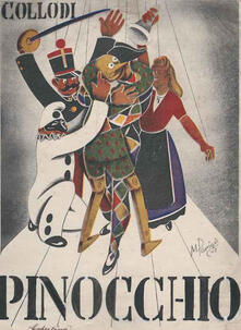 Premioquesti.it Pinocchio. Ediz. illustrata Image