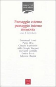Ascotcamogli.it Paesaggio esterno, paesaggio interno, memoria Image