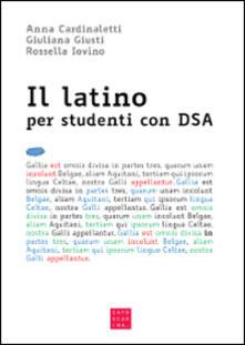 Vitalitart.it Il latino per studenti con DSA. Con CD-ROM Image