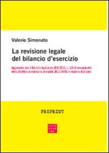 La revisione legale del bilancio d'esercizio