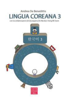 Antondemarirreguera.es Lingua coreana. Vol. 3 Image