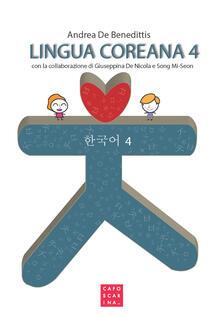 Antondemarirreguera.es Lingua coreana. Vol. 4 Image