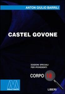 Castel Govone. Ediz. per ipovedenti