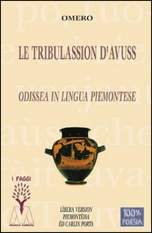 Promoartpalermo.it Le tribulassion d'Avuss. Odissea in lingua piemontese Image