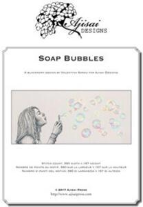 Soap bubbles. A blackwork design. Ediz. italiana, inglese francese