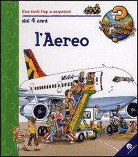 L' L' aereo. Ediz. illustrata - Erne Andrea Metzger Wolfgang - wuz.it