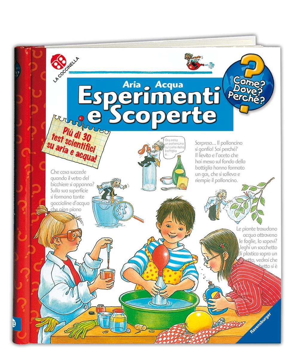 Aria e acqua esperimenti e scoperte ediz a colori - Dove stampare pagine a colori ...
