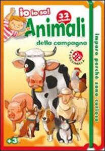Animali della campagna